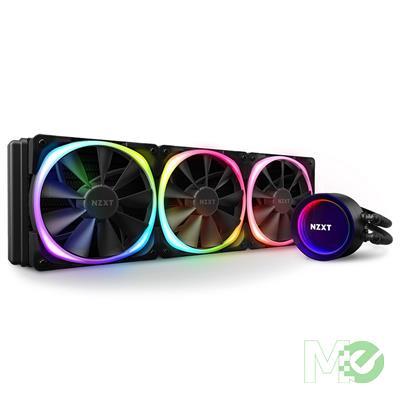MX00115521 Kraken X73 RGB 360mm AIO Liquid CPU Cooler w/ Aer RGB Fans