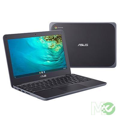 MX00115549 Chromebook C202XA w/ MediaTek MT8173C, 4GB, 32GB eMMC, 11.6in HD, Wi-Fi 5, BT, Chrome OS