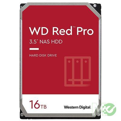 MX00115556 RED Pro 16TB NAS Desktop Hard Drive, SATA III w/ 512MB Cache