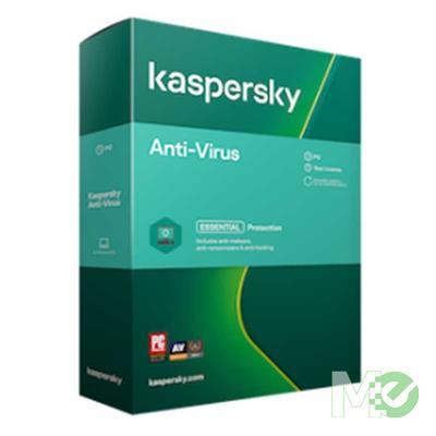 MX00115609 Anti-Virus 2021 Single User, 1 Year