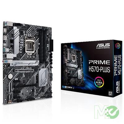 MX00115813 PRIME H570-PLUS w/ DDR4-2933, 7.1 Audio, Dual M.2, Gigabit LAN