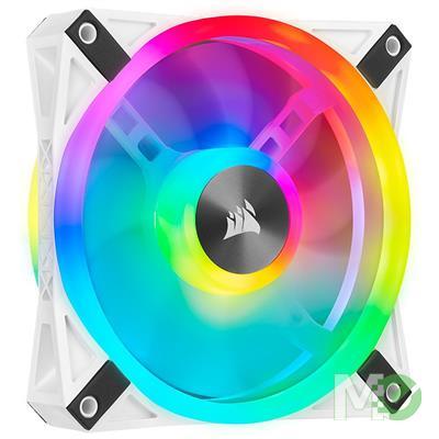 MX00115848 iCUE QL120 RGB 120mm PWM Case Fan, White
