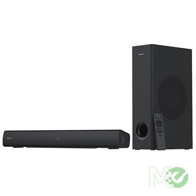 MX00116034 Stage V2 2.1 Wireless Soundbar w/ Subwoofer, Remote Controller