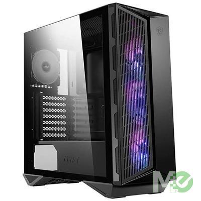 MX00116069 MPG Gungnir 110M Mid-Tower Gaming Case w/ Tempered Glass, Black