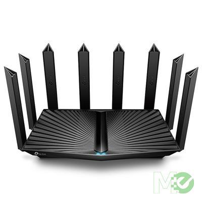 MX00116077 Archer AX90 AX6600 Tri-Band Wi-Fi 6 Wireless Router