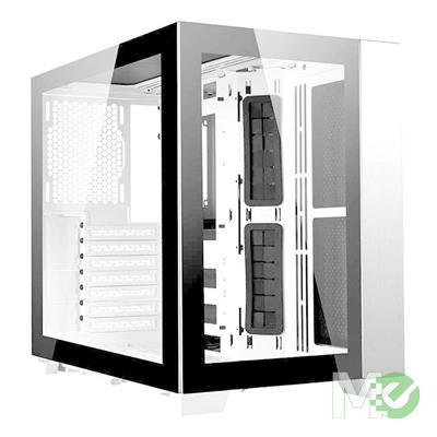 MX00116080 O11 Dynamic Mini ATX, Mini-ITX, Micro-ATX,  Adaptable Case - White
