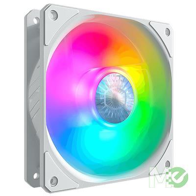 MX00116103 SickleFlow 120 ARGB 120mm Case Fan, White Edition