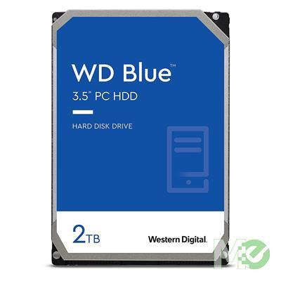 MX00116106 Blue 2TB Desktop Hard Drive, SATA III w/ 256MB Cache