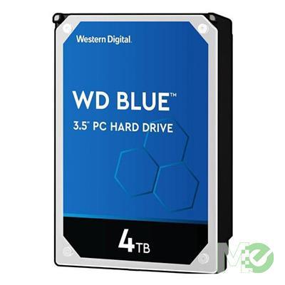 MX00116108 Blue 4TB Desktop Hard Drive, SATA III w/ 256MB Cache