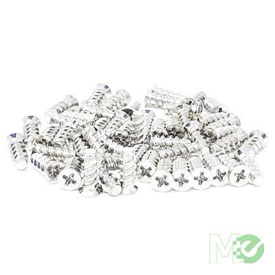 MX00116145 PC Mounting Case Fan Screws, 50-Pack