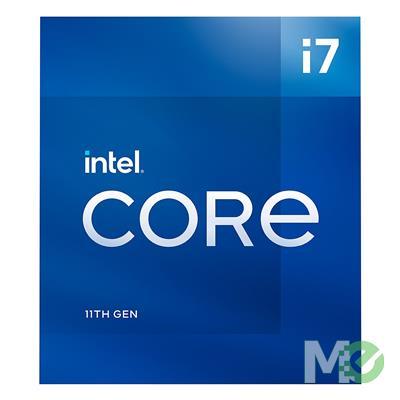 MX00116421 Core™ i7-11700 Processor, 2.5GHz w/ 8 Cores / 16 Threads