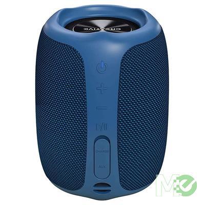 MX00116446 MUVO Play Wireless Portable Speaker w/ Bluetooth, Blue