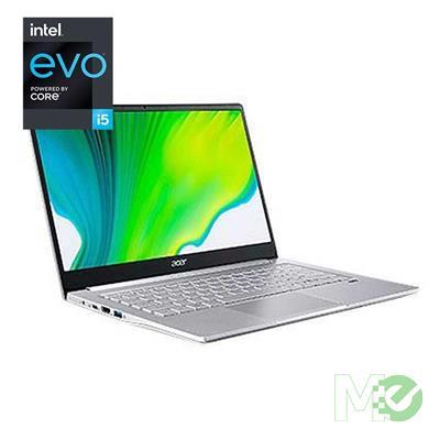 MX00116472 Swift 3 SF313-53-57B7 w/ Intel Evo platform Core™ i5-1135G7, 8GB, 512GB SSD, 13.5in QHD, Windows 10 Home