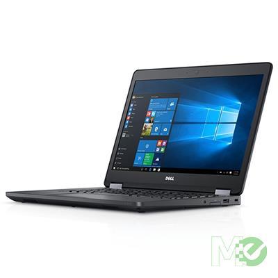 MX00116552 Latitude E5470 (Refurbished) w/ Core™ i7-6600U, 8GB, 256GB SSD, 14in HD, Wi-Fi, BT, Windows 10 Pro