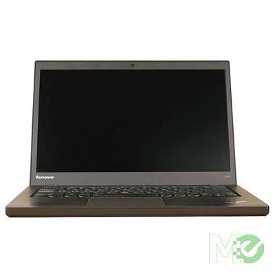 MX00116553 ThinkPad T440S (Refurbished) w/ Core™ i5-4300U, 8GB, 256GB SSD, 14in HD, Wi-Fi, BT, Windows 10 Pro