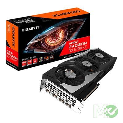 MX00116590 GAMING OC Radeon RX 6700 XT 12GB  PCI-E w/ Dual HDMI, Dual DP