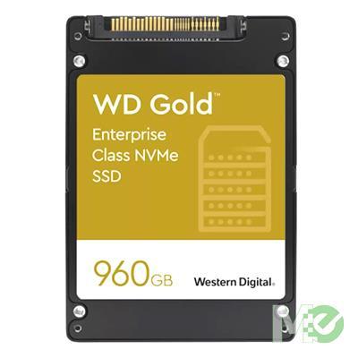 MX00116644 Gold Enterprise Class PCIe Gen3.1 x4 NVMe SSD 960GB