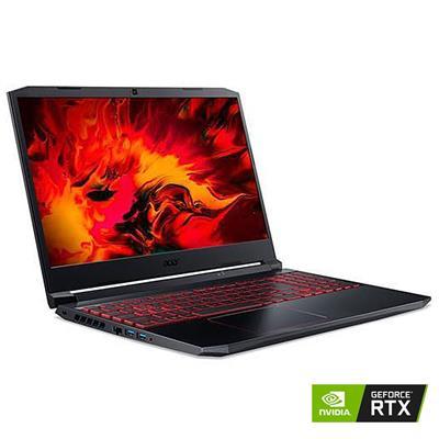 MX00117031 Nitro 5 AN515-55-75J1 w/ Core™ i7-10750H, 16GB, 512GB SSD, 15.6in Full HD 144Hz, GeForce RTX 3060, Wi-Fi 6, BT, Windows 10 Home