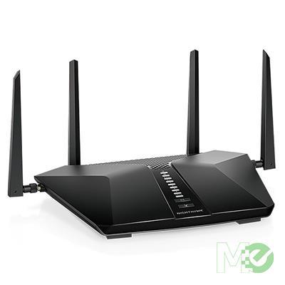 MX00117110 RAX43 Nighthawk Dual-Band AX5 5-Stream AX4200 Wi-Fi 6 Wireless Router w/ Netgear Armor