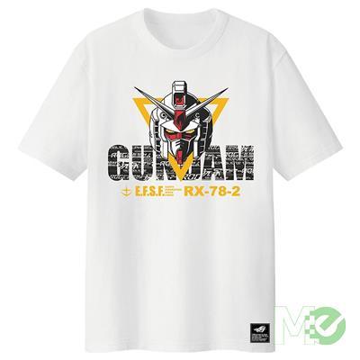MX00117122 ROG GUNDAM EDITION T-Shirt, Medium