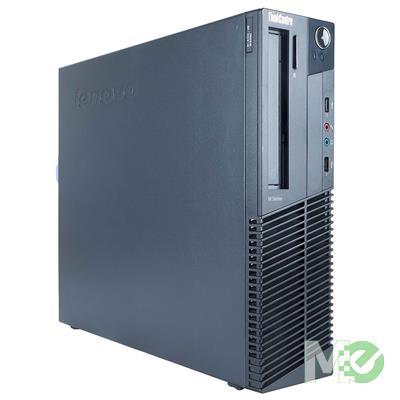 MX00117276 ThinkCentre M92p SFF Desktop PC (Refurbished) w/ Core™ i5-3470, 16GB, 512GB SSD, DVD, Windows 10 Pro
