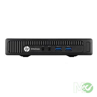 MX00117280 EliteDesk 800 G1 Mini (Refurbished) w/ Core™  i5-4590T, 8GB, 256GB SSD, Windows 10 Pro