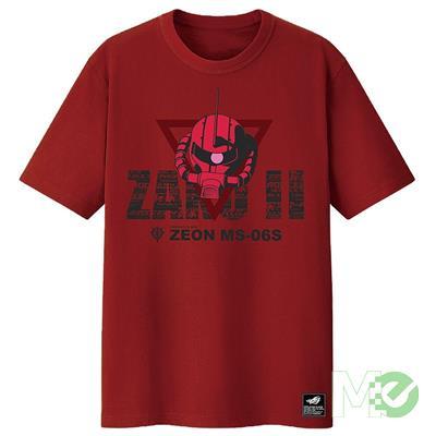 MX00117392 ROG ZAKU II EDITION T-Shirt, Medium