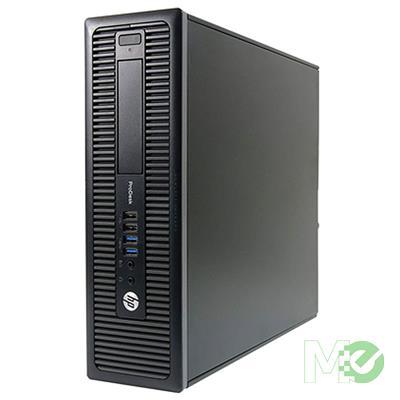MX00117453 EliteDesk 705 G3 SFF (Refurbished) w/ AMD PRO A6-8570, 8GB, 256GB SSD, Windows 10 Pro