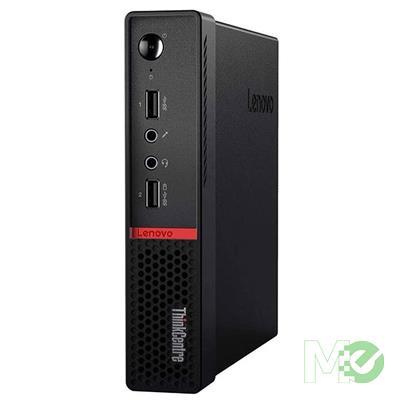 MX00117455 ThinkCentre M715q Tiny Desktop PC (Refurbished) w/ AMD A10 8770E R7, 8GB, 128GB SSD, Windows 10 Pro