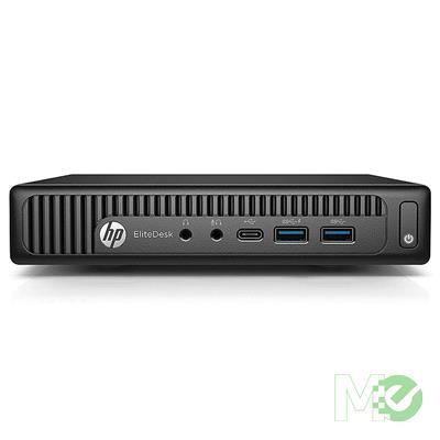 MX00117456 EliteDesk 800 G2 Mini (Refurbished) w/ Core™ i5-6500T, 16GB, 256GB SSD, Windows 10 Pro