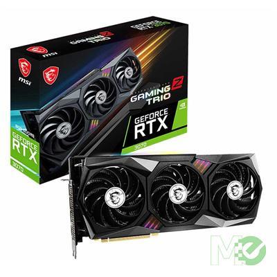 MX00117679 GAMING Z TRIO GeForce RTX 3070 LHR 8GB PCI-E w/ HDMI, Triple DP
