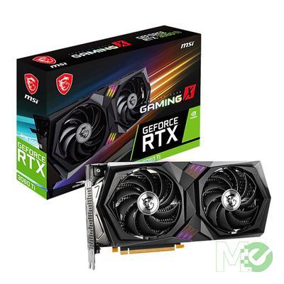 MX00117682 GAMING X GeForce RTX 3060 Ti LHR 8GB PCI-E w/ HDMI, Triple DP