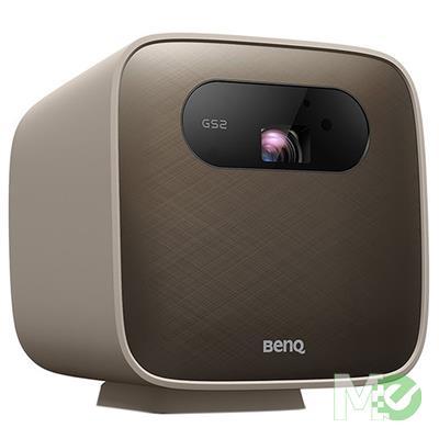 MX00117705 GS2 Wireless Portable HD DLP Projector w/ Wireless Adapter, Speakers