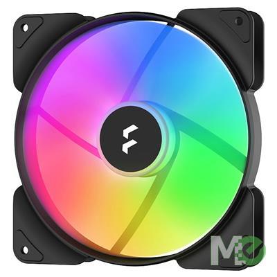 MX00117792 Aspect 14 RGB PWM 140mm Case Fan, Black