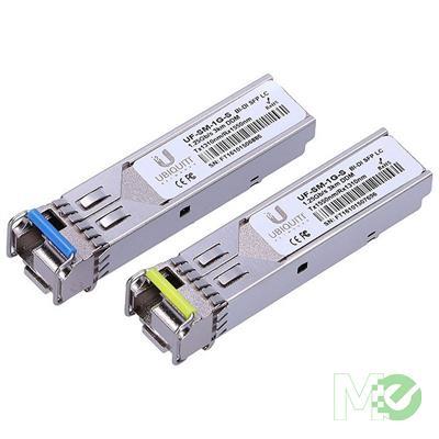 MX00117849 U Fiber Single-Mode SFP (mini-GBIC) 1G Fiber Module, 1-Pair