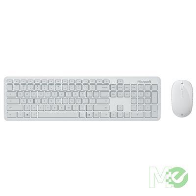 MX00117950 Bluetooth Desktop Bundle w/ Wireless Keyboard and Mouse, Glacier