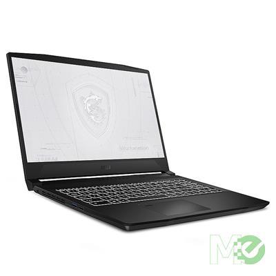 MX00118215 WF66 11UI-268 w/ Core™ i7-11800H, 16GB, 512GB NVMe SSD, 15.6in Full HD, Quadro T1200, Wi-Fi 6, BT, Windows 10 Pro