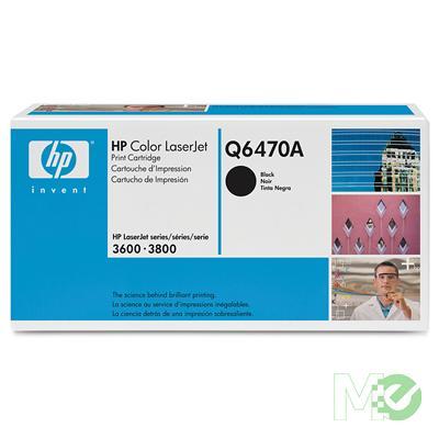 MX14777 Color LaserJet 501A Print Cartridge, Black