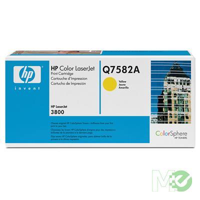 MX14779 Color LaserJet 503A Print Cartridge, Yellow