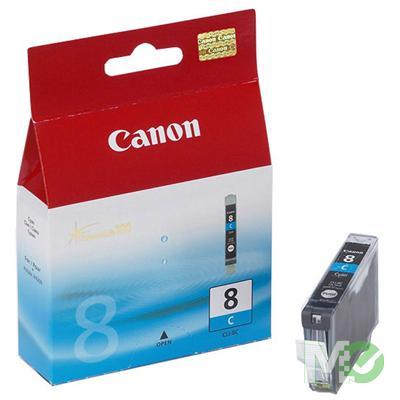 MX15804 CLI-8 Ink Cartridge, Cyan