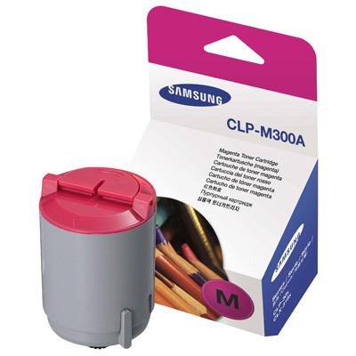 MX15858 CLP-M300A Toner Cartridge, Magenta