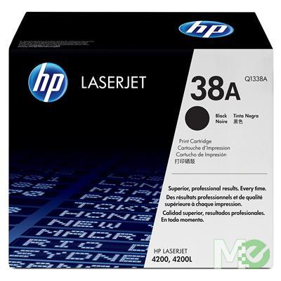 MX16465 LaserJet 38A Print Cartridge, Black