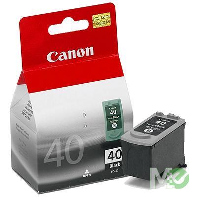 MX16572 PG-40 Ink Cartridge for Pixma Printers, Black