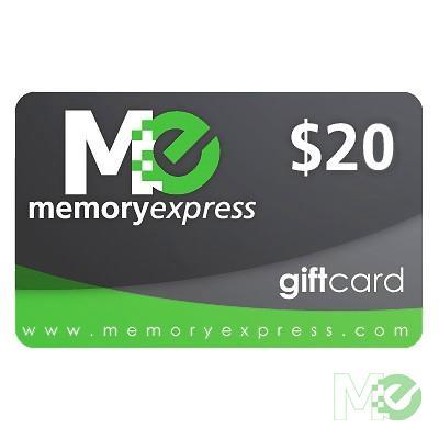MX17592 Gift Card - $20