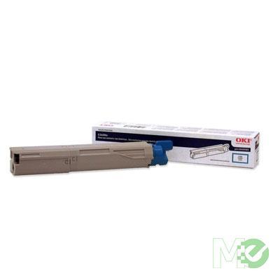 MX20705 C3400N High Capacity Toner Cartridge, Cyan