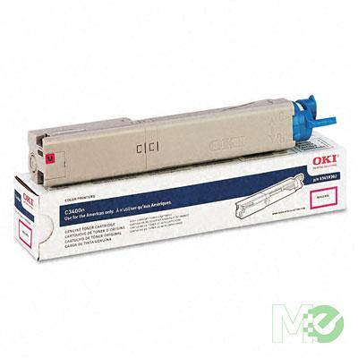 MX20707 C3400N High Capacity Toner Cartridge, Magenta