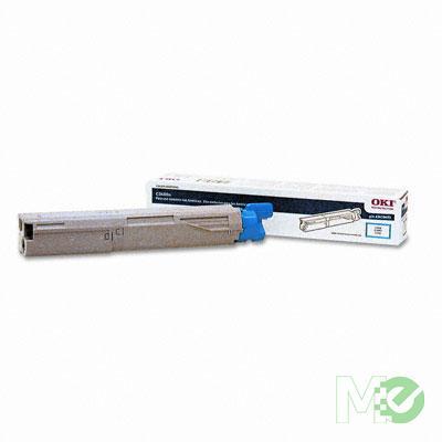 MX21424 C3400N Toner Cartridge, Cyan