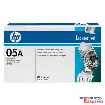 MX24219 LaserJet 05A Print Cartridge, Black