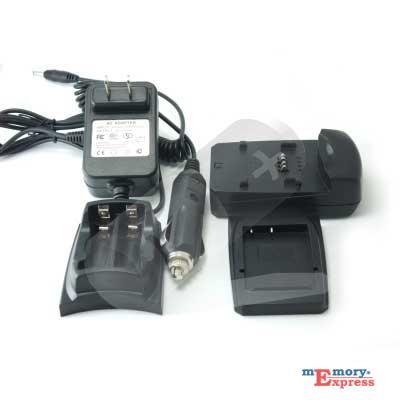 MX25889 BNI201 Digital Camera Charger for Nikon, Fujifilm