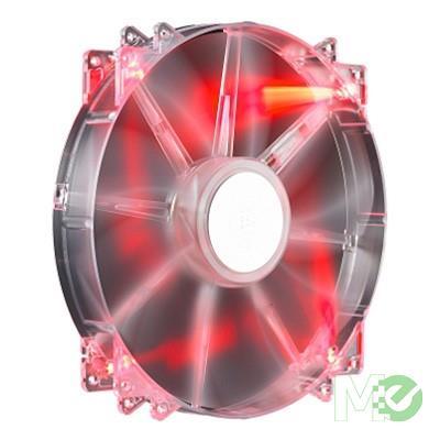 MX27121 MegaFlow 200 Red LED Silent Fan